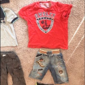 Other - 6 pc toddler kids outfit size 2T used